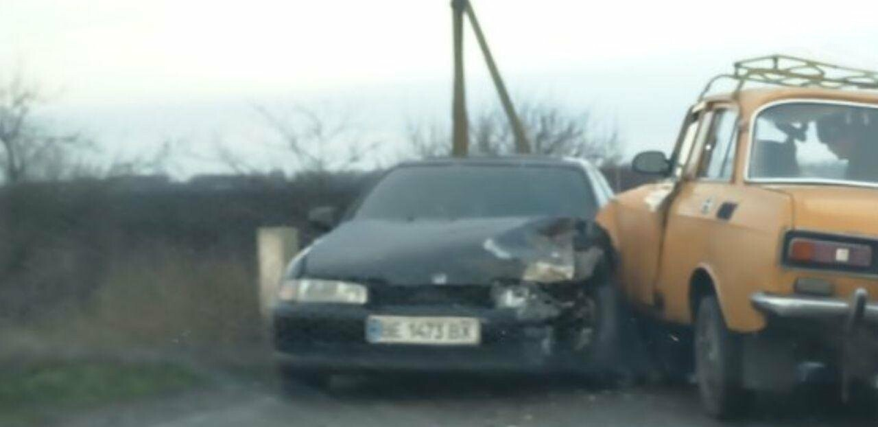 Из-за ДТП под Николаевом полностью заблокирована дорога, - ФОТО, фото-1