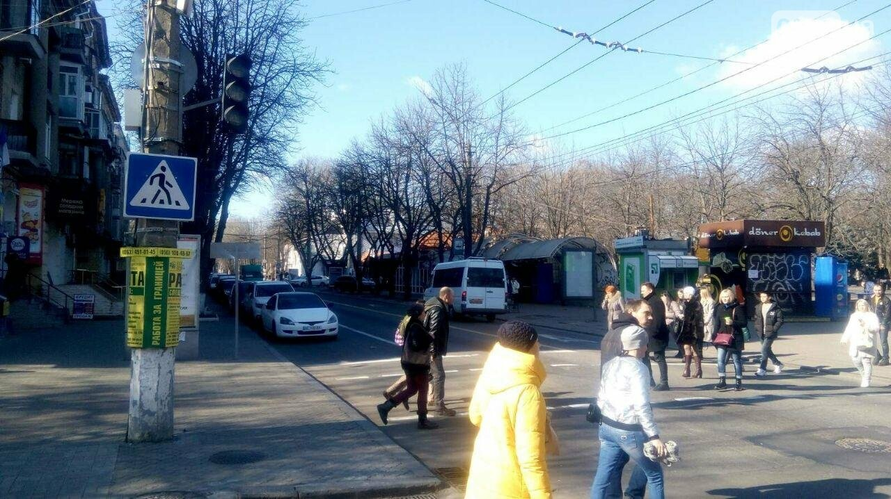 В центе Николаева не работают светофоры, - ФОТО, фото-2