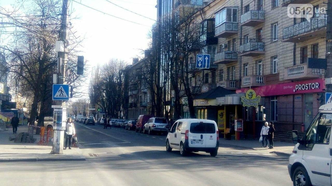 В центе Николаева не работают светофоры, - ФОТО, фото-4