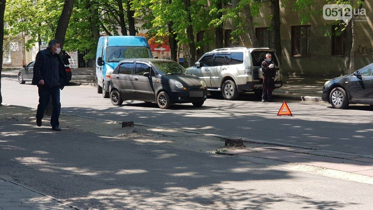 В Николаеве на Бузника иномарка врезалась в Daewoo, - ФОТО, фото-3