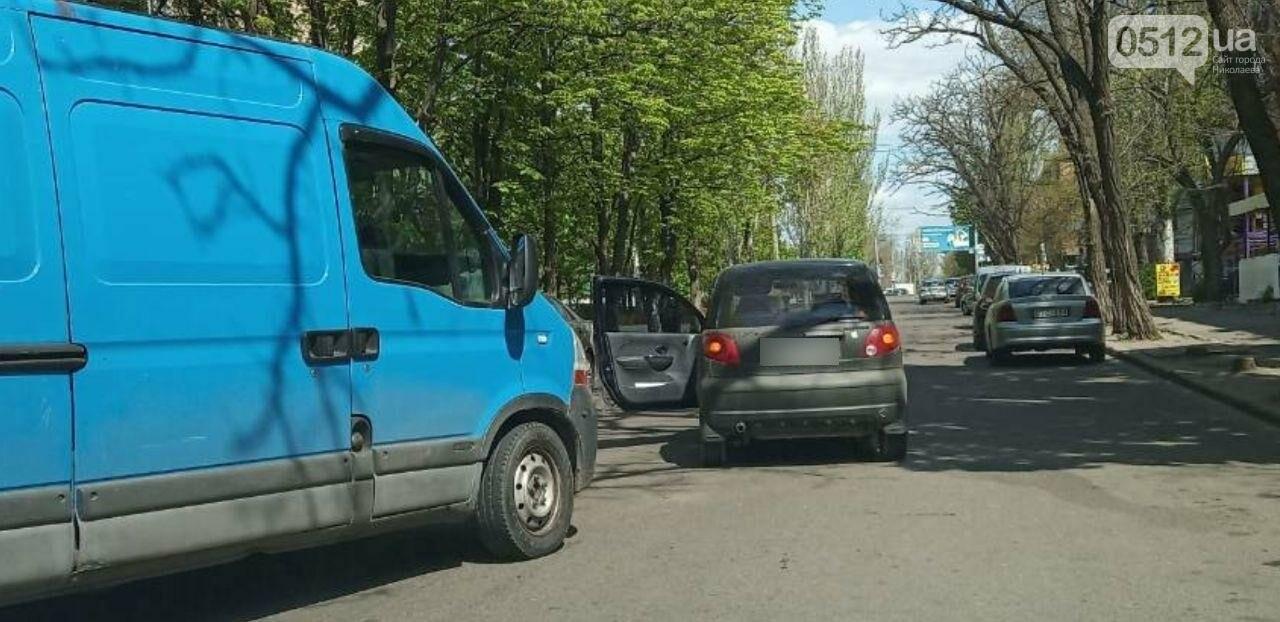 В Николаеве на Бузника иномарка врезалась в Daewoo, - ФОТО, фото-4