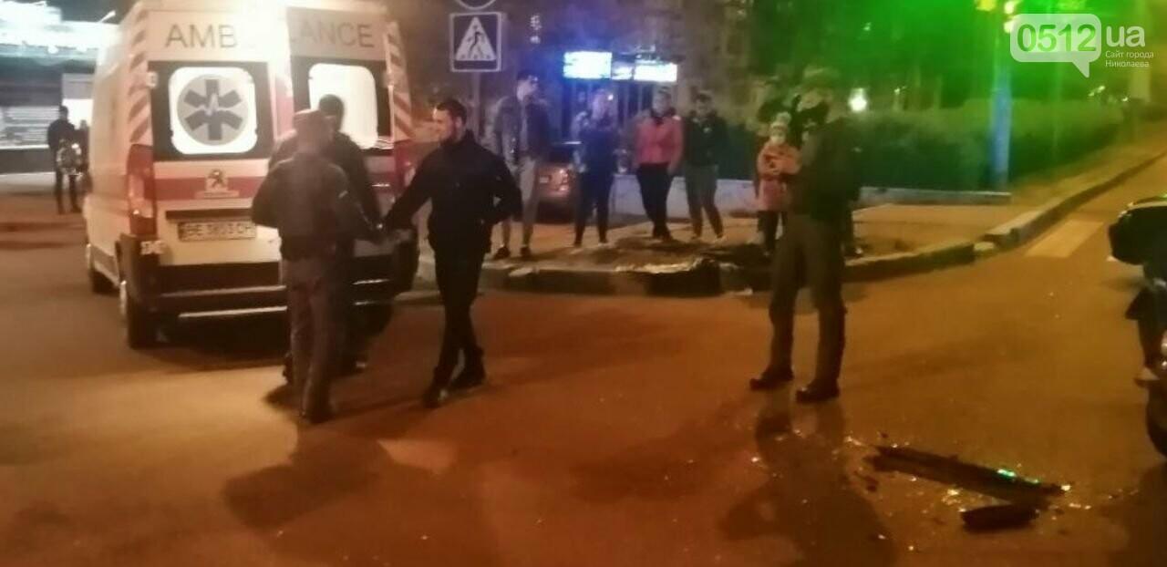 В Николаеве столкнулись два авто: есть пострадавшие, - ФОТО, фото-4