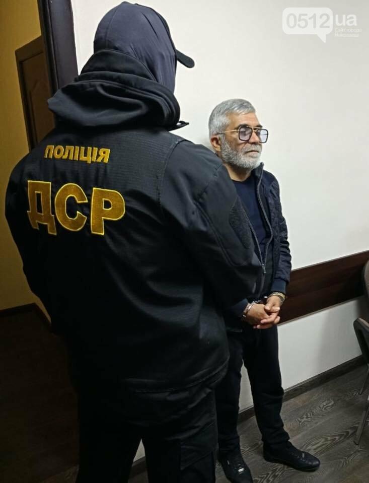 Криминального «авторитета» - беглеца по кличке «Дед» задержали в Кривом Роге., фото-1