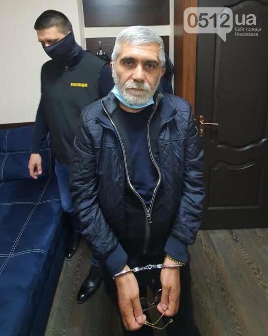 Криминального «авторитета» - беглеца по кличке «Дед» задержали в Кривом Роге., фото-2