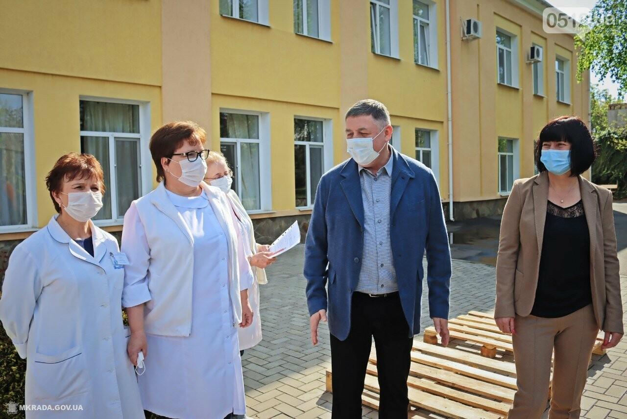 Медичні працівники Миколаєва та області отримали партію благодійної допомоги від мережі «Епіцентр» для запобігання поширенню COVID-19 , фото-2