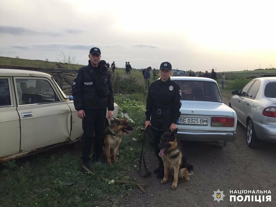 """""""Сто полицейских, дрон и служебные собаки"""": на Николаевщине нашли пропавшего мальчика, - ФОТО, фото-2"""