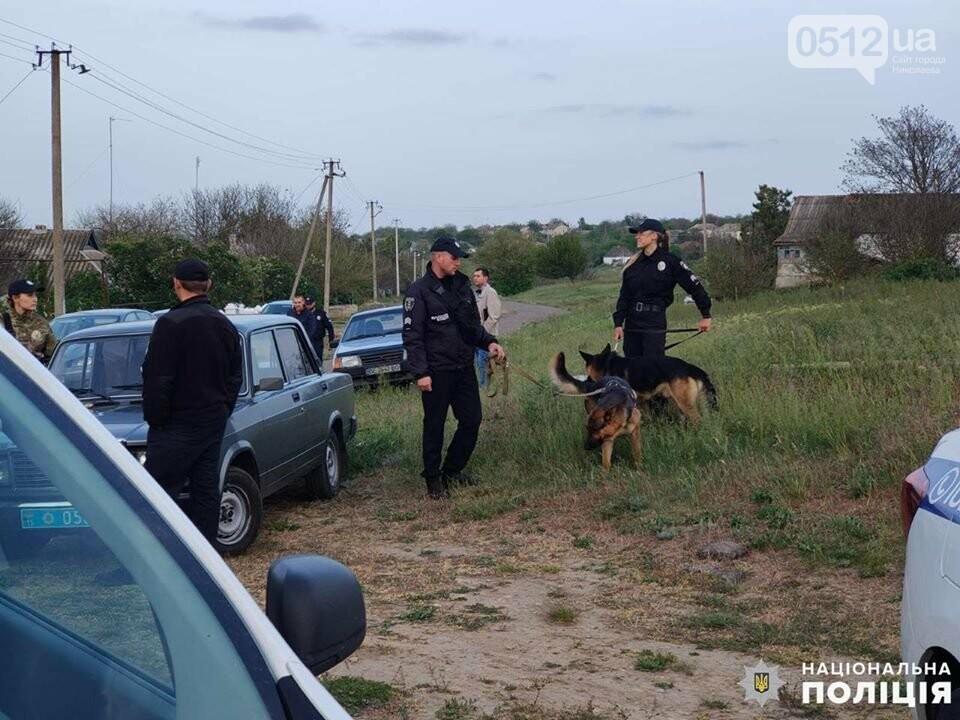 """""""Сто полицейских, дрон и служебные собаки"""": на Николаевщине нашли пропавшего мальчика, - ФОТО, фото-6"""