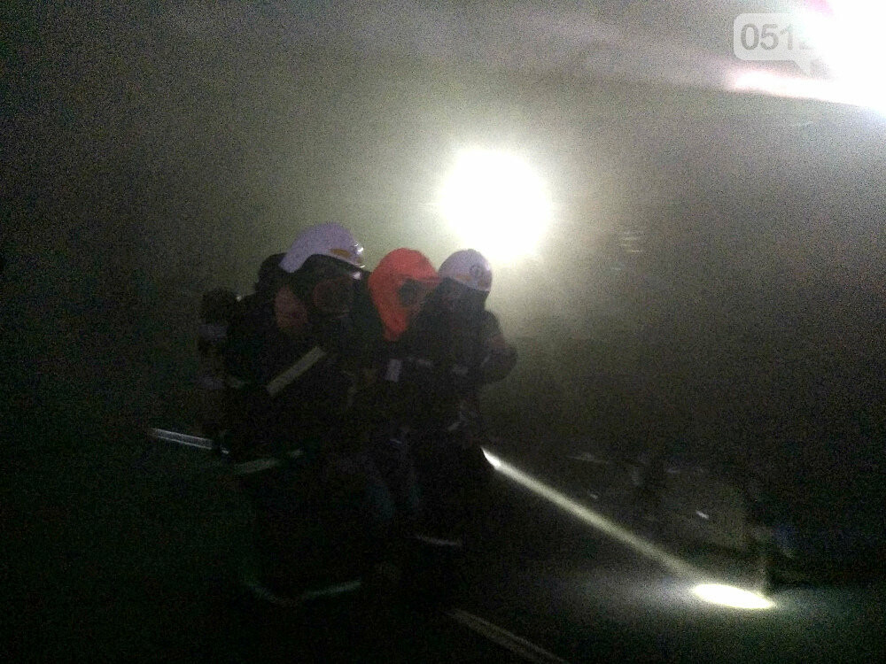 """""""Внимание! Пожар в """"Сити - Центре"""": николаевские спасатели провели тактико-специальные учения - ФОТОРЕПОРТАЖ, фото-15"""