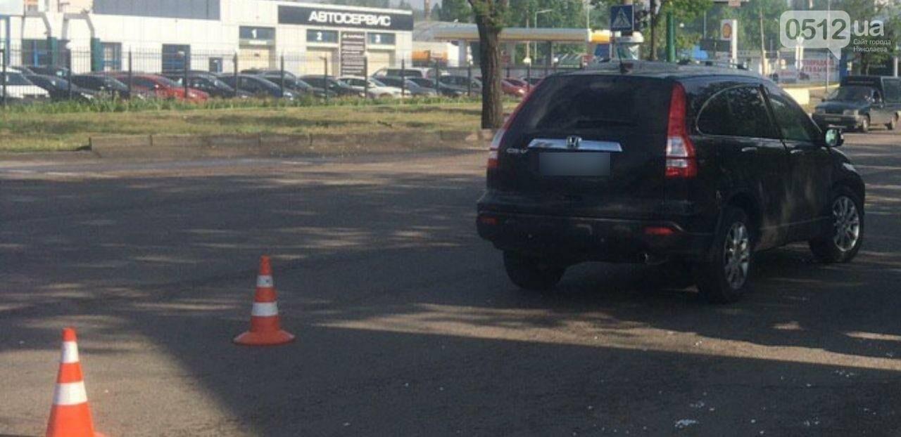 В Николаеве на перекрестке Ford врезался в Honda, - ФОТО, фото-2