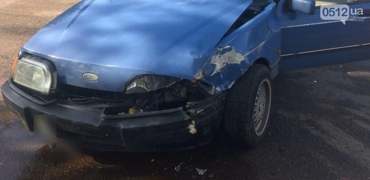 В Николаеве на перекрестке Ford врезался в Honda, - ФОТО, фото-3