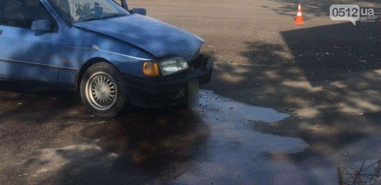 В Николаеве на перекрестке Ford врезался в Honda, - ФОТО, фото-4
