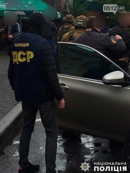 В Николаеве за вымогательство несуществующего долга задержали двух местных жителей, фото-1
