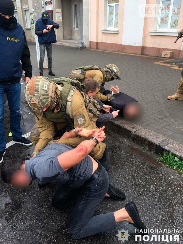 В Николаеве за вымогательство несуществующего долга задержали двух местных жителей, фото-3