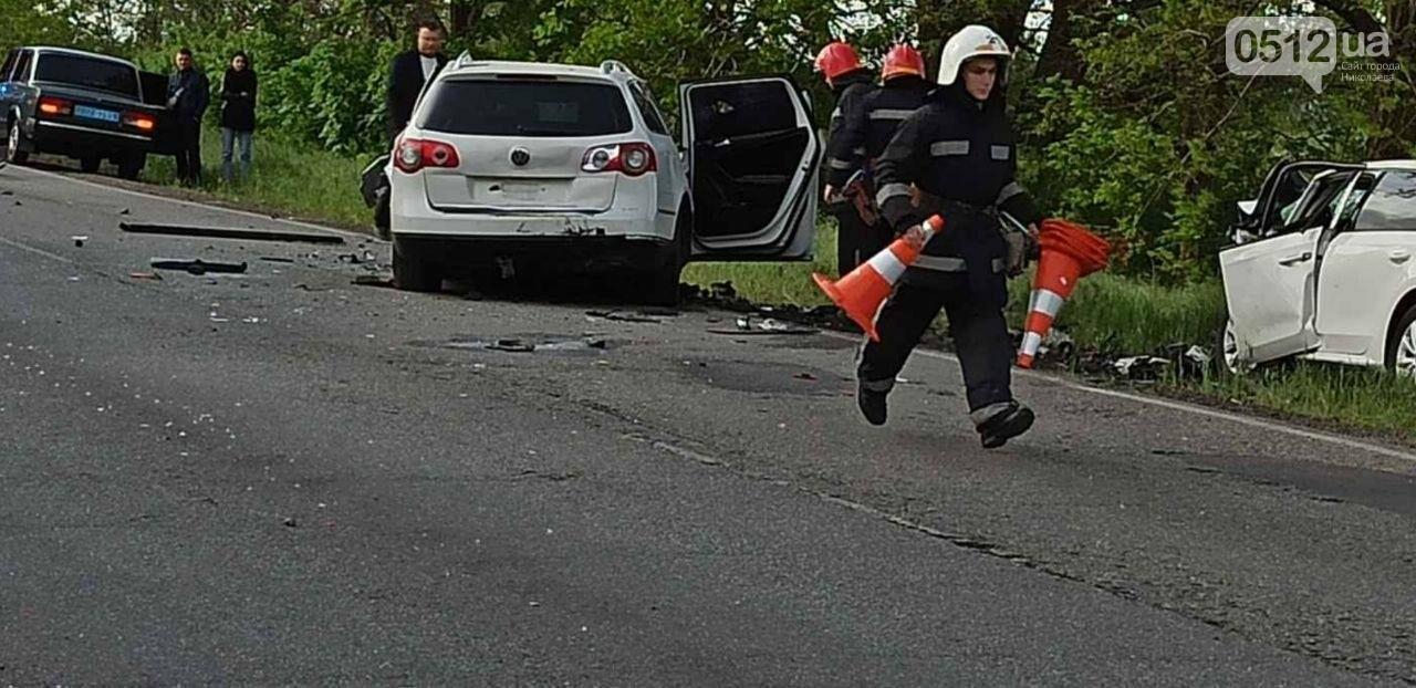 В аварии на Николаевщине погибло два человека, один пострадал, - ФОТО, фото-3