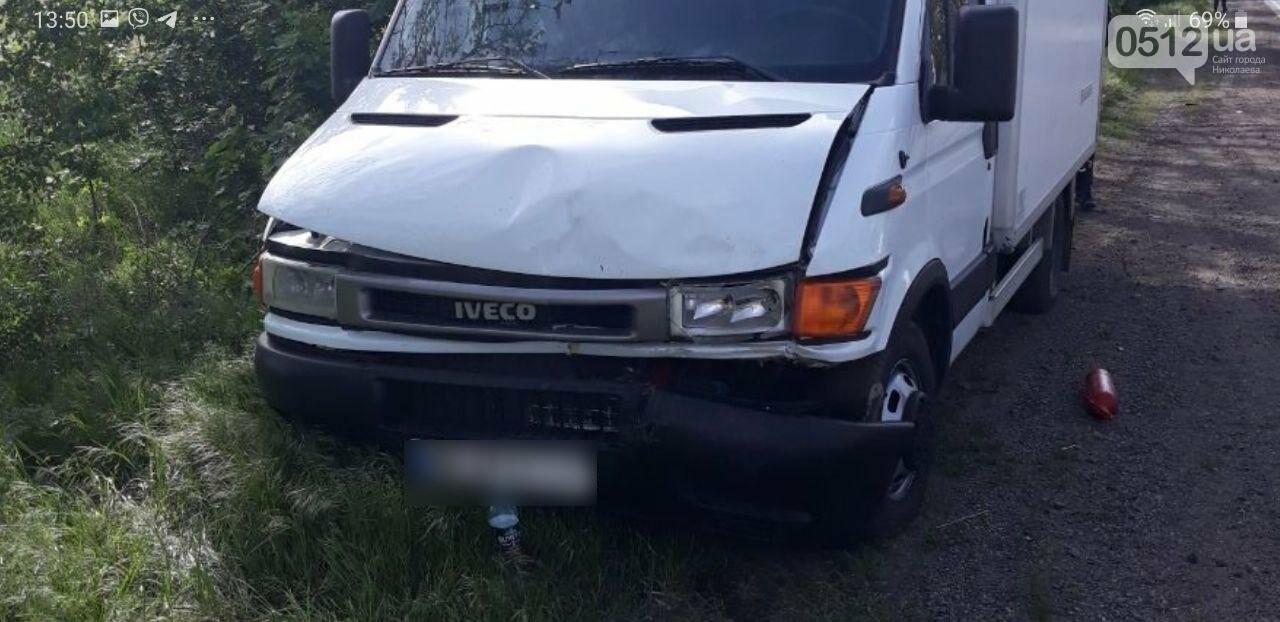В аварии на Николаевщине погибло два человека, один пострадал, - ФОТО, фото-4