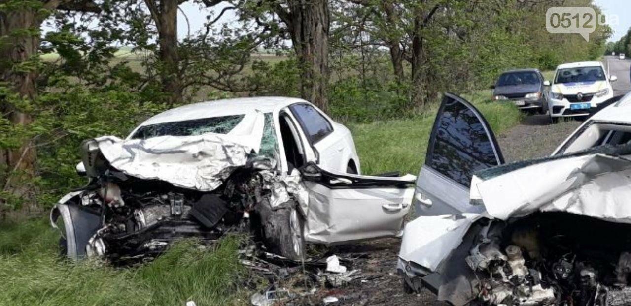 В аварии на Николаевщине погибло два человека, один пострадал, - ФОТО, фото-5