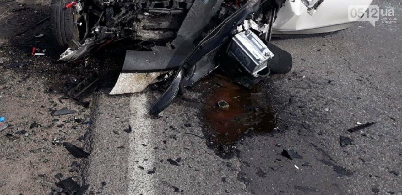 В аварии на Николаевщине погибло два человека, один пострадал, - ФОТО, фото-6
