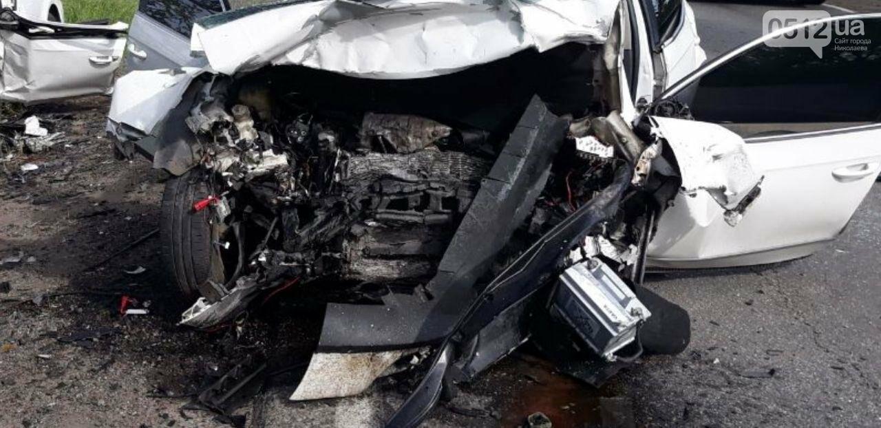 В аварии на Николаевщине погибло два человека, один пострадал, - ФОТО, фото-9