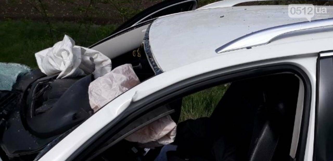 В аварии на Николаевщине погибло два человека, один пострадал, - ФОТО, фото-10