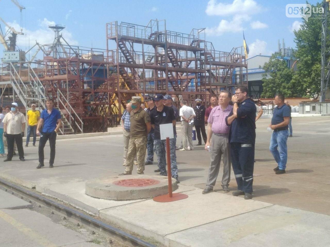 Приезд Арсена Авакова в Николаев, - ТЕКСТОВАЯ ТРАНСЛЯЦИЯ, фото-5