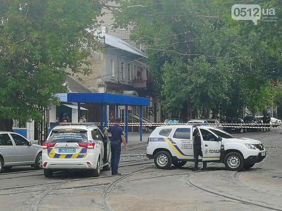 В Николаеве мужчина грозится заминировать салон в центре города: взрывчатку не обнаружили, - ФОТО, фото-2