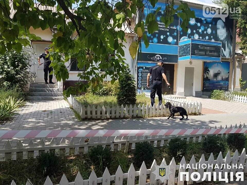 В Николаеве мужчина грозится заминировать салон в центре города: взрывчатку не обнаружили, - ФОТО, фото-1