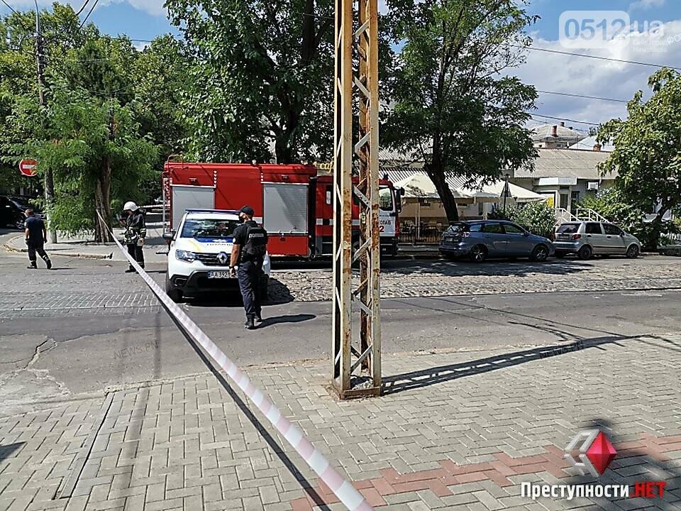 В Николаеве мужчина грозится заминировать салон в центре города: взрывчатку не обнаружили, - ФОТО, фото-8