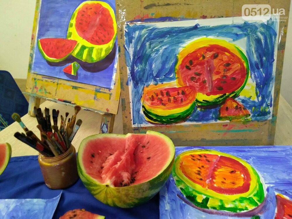 Искусство, арт-терапия и инклюзия: как в Николаеве объединили все в одной студии, - ФОТО, фото-13