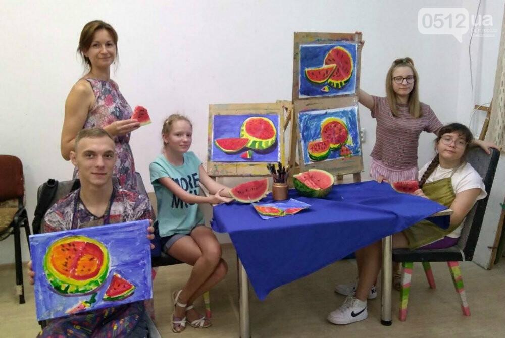 Искусство, арт-терапия и инклюзия: как в Николаеве объединили все в одной студии, - ФОТО, фото-12