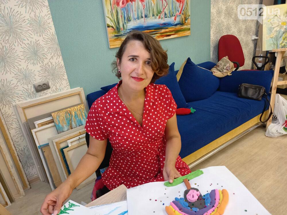 Искусство, арт-терапия и инклюзия: как в Николаеве объединили все в одной студии, - ФОТО, фото-2