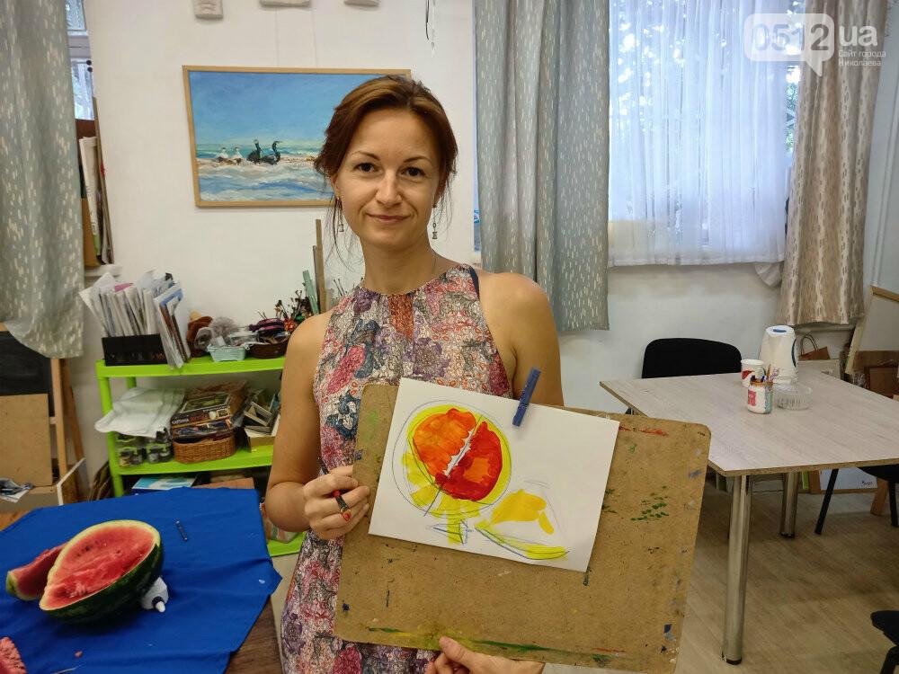 Искусство, арт-терапия и инклюзия: как в Николаеве объединили все в одной студии, - ФОТО, фото-1
