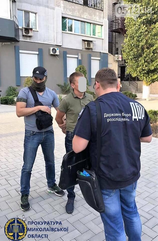В Николаеве сотрудника полиции задержали по подозрению во взяточничестве, - ФОТО, фото-2