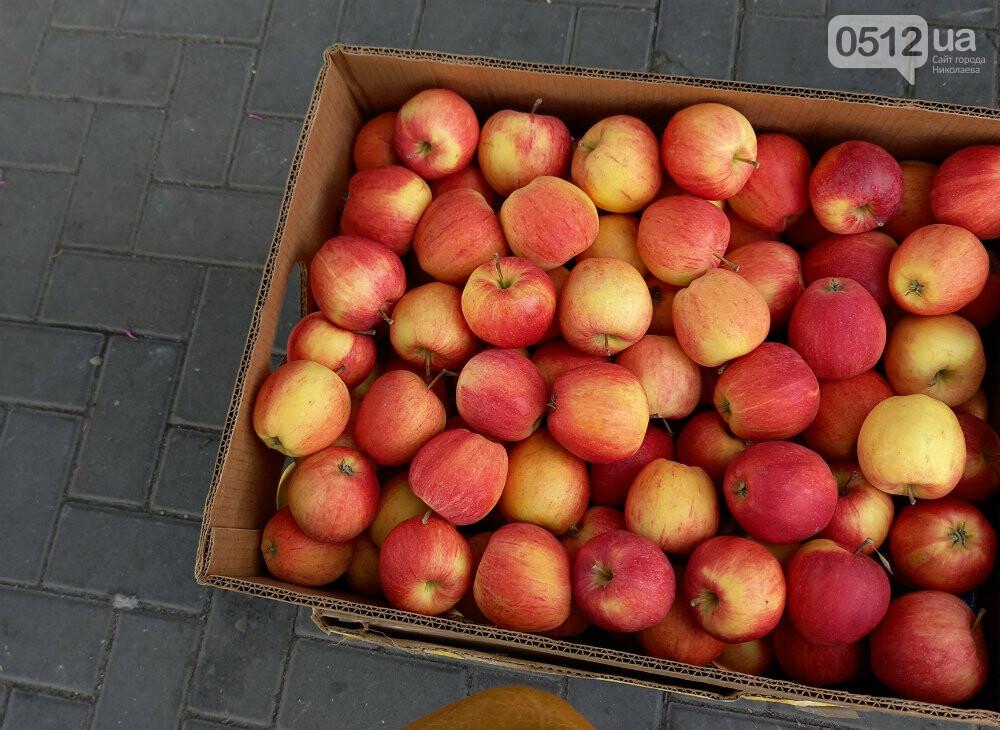 Цены на овощи и фрукты на Николаевских рынках на 22 сентября, - ФОТО, фото-1