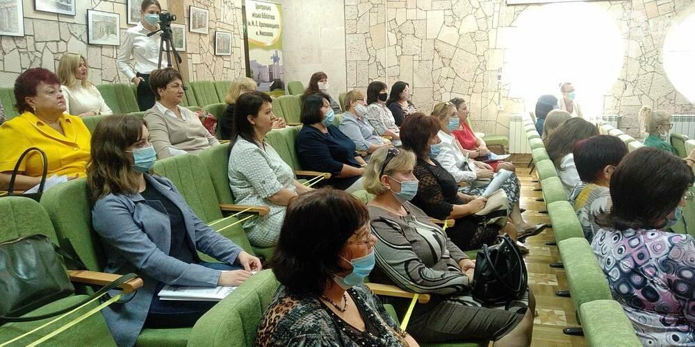 Николаевская библиотека празднует 120-летие,-ФОТОРЕПОРТАЖ , фото-16