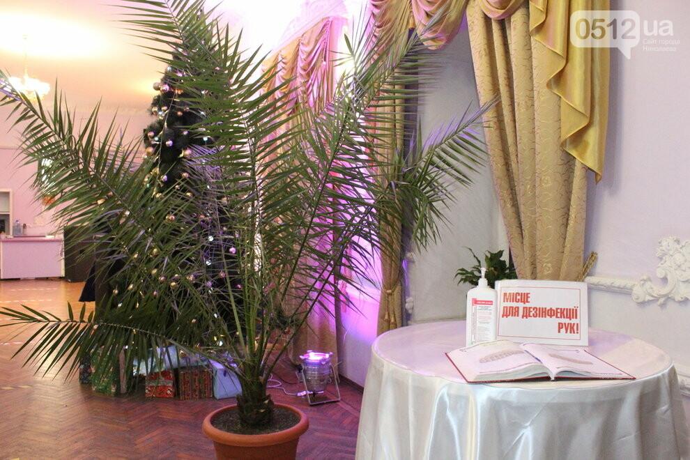 В Николаеве открылась выставка зимних картин,- ФОТОРЕПОРТАЖ , фото-1