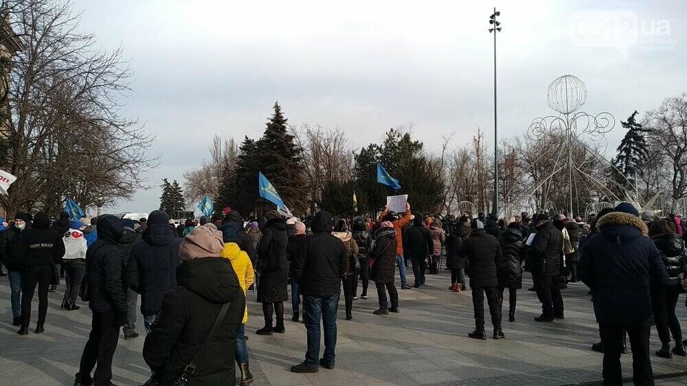 В Николаеве предприниматели вышли на митинг: требуют разрешения работать в период локдауна ,- ФОТО , фото-4