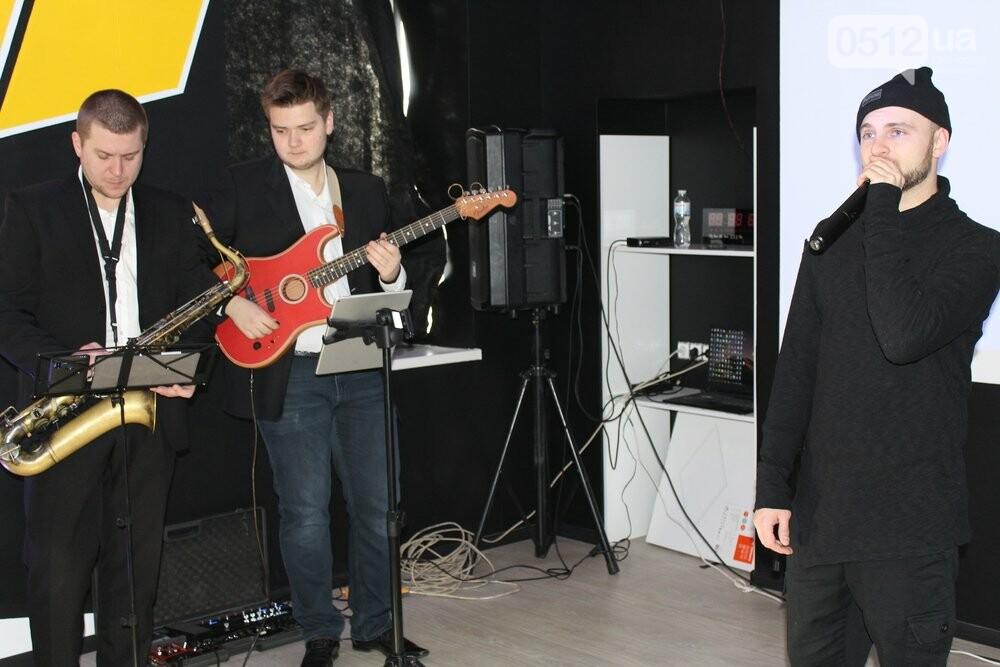 Открытие молодежного центра, Молодежный центр в Корабельном районе