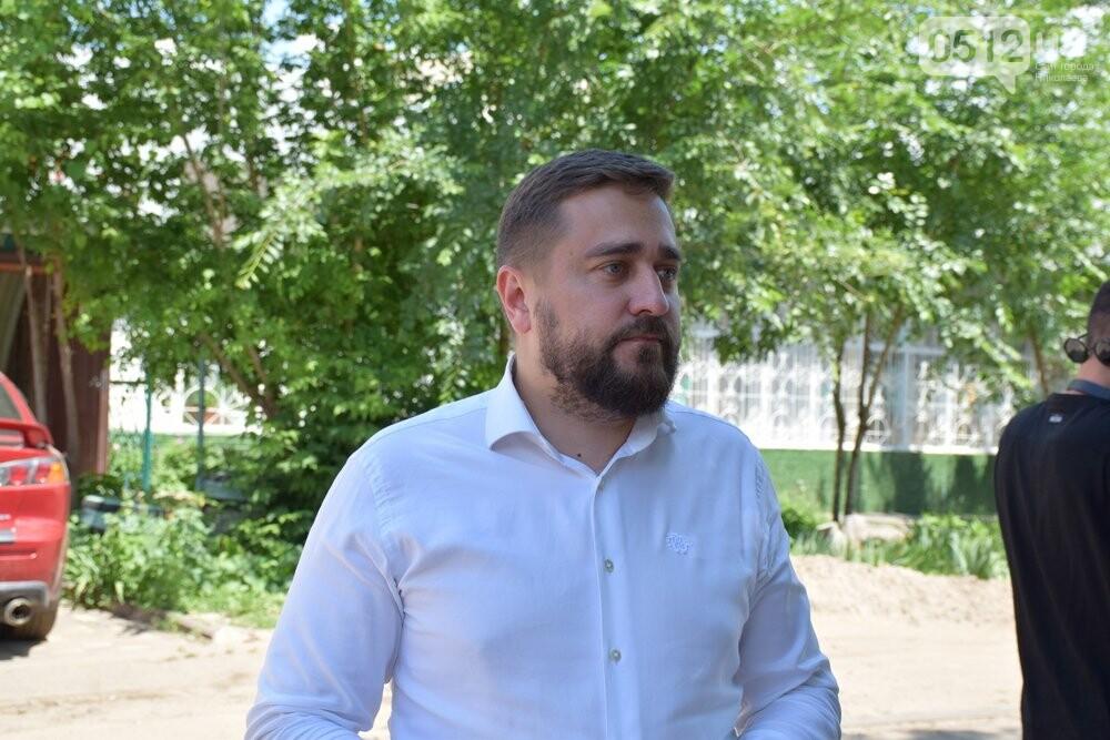 Сергей Коренев, Директро ДЖКХ