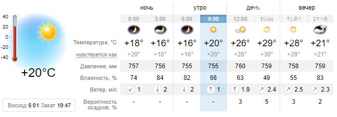 Сегодня ожидается жаркая погода в Николаеве, жителям обещают до +29 °С днем, фото-2