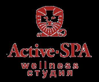 Логотип - Wellness студия Active-SPA, Массаж, Sра-программы, Stone-массаж, Косметология