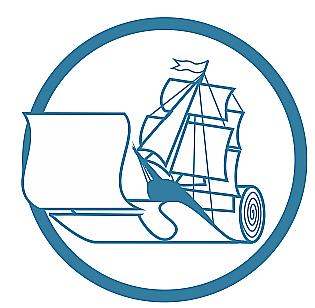 Логотип - Новая канцелярия - магазин канцтоваров, Николаевская областная типография