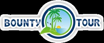 Логотип - Баунти-Тур, горящие туры по всему миру, Bounty-touг