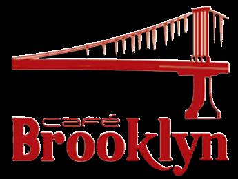 Логотип - Brooklyn, кафе для проведения досуга и деловых встреч в Николаеве