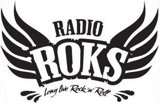 Логотип - Радио «ROKS», 100.8 FM