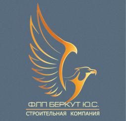 Логотип - Железобетонные заборы, ЧП Беркут