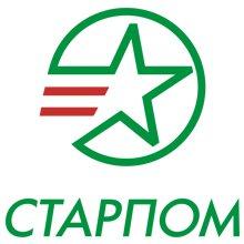 Логотип - Компания Старпом, Комплексное обслуживание офисов в Николаеве