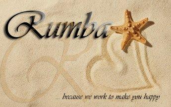 Логотип - Rumba, международное брачное агентство Румба в Николаеве