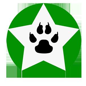 Логотип - Интернет-магазин зоотоваров dogstars.com.ua