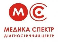Логотип - Диагностический центр «Медика Спектр»