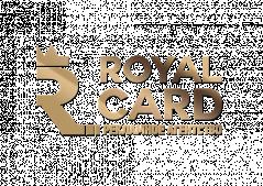 Логотип - RoyalCard, рекламное агентство в Николаеве